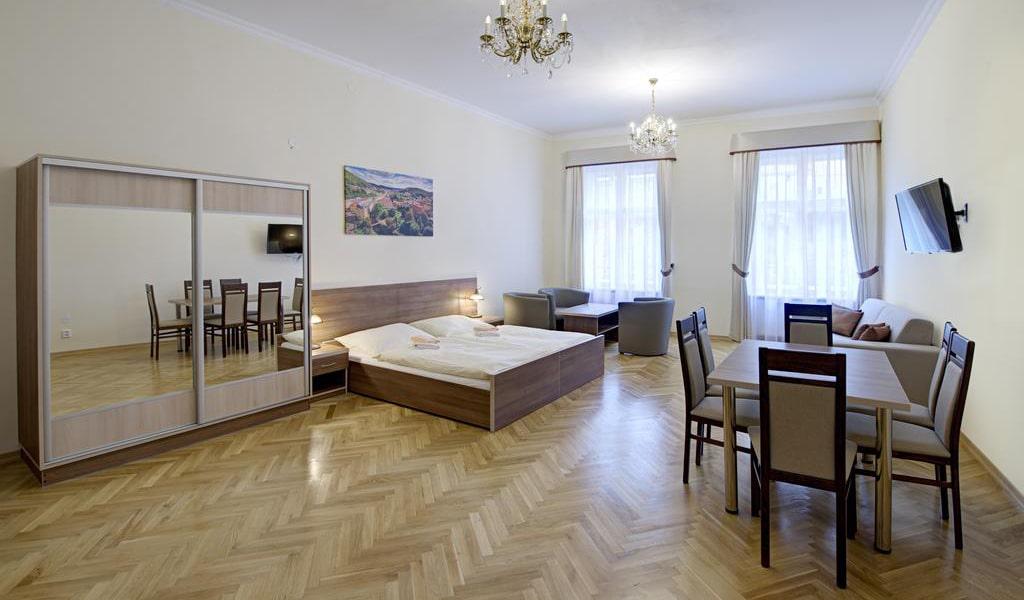 Superior One-Bedroom Apartment 3-min