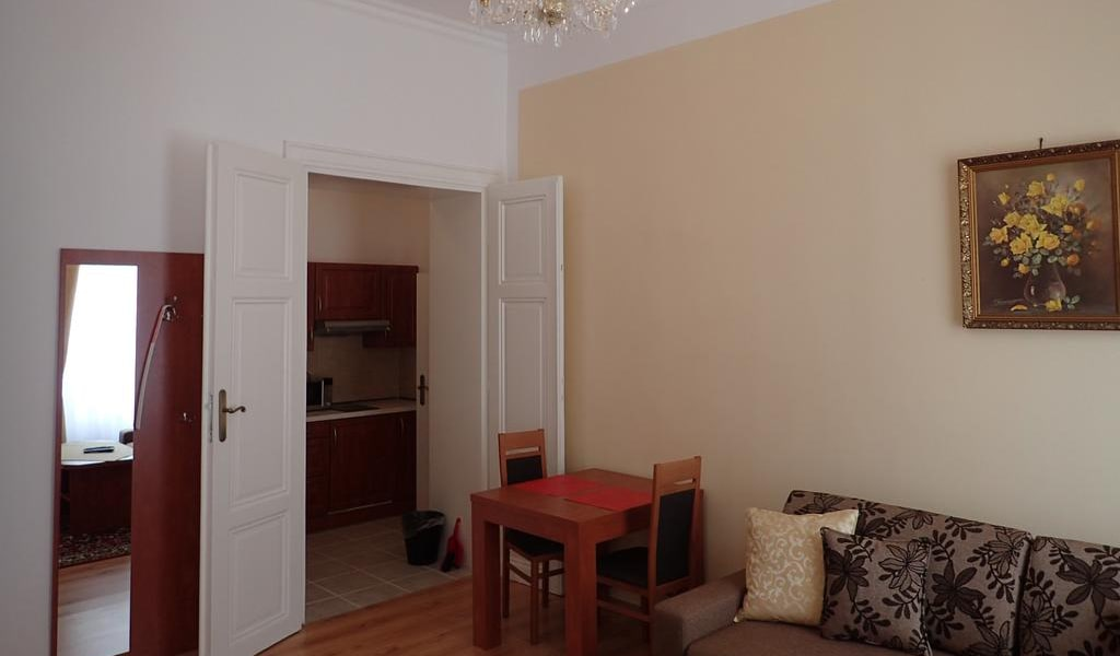 Superior One-Bedroom Apartment 5-min