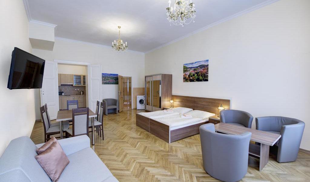 Superior One-Bedroom Apartment-min