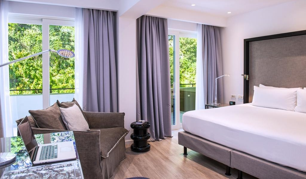 Superior Triple Room with Hill view 1-min