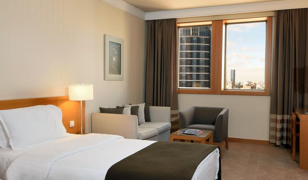 Superior Twin Room with Bosphorus View-min