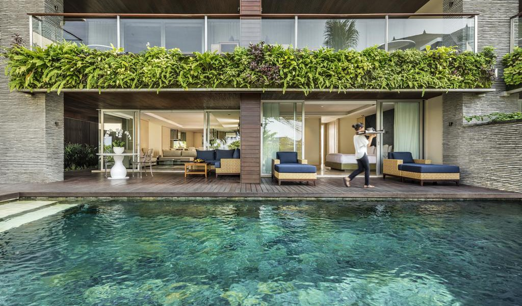 Two-Bedroom Residence With Pool-min