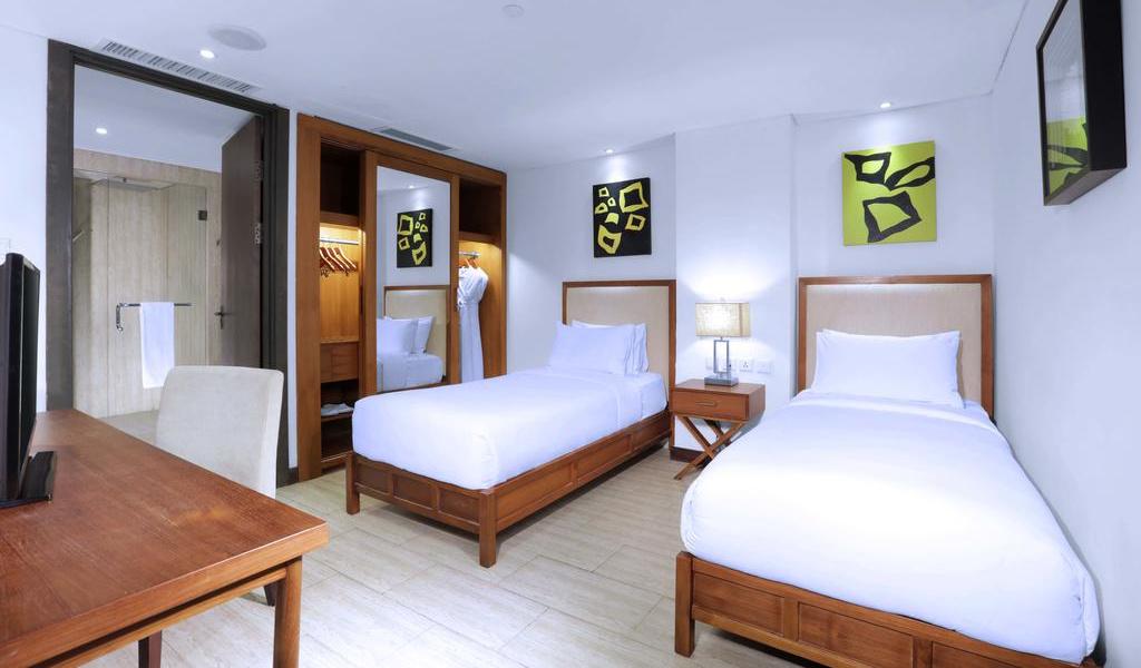 Two-Bedroom Suite 11