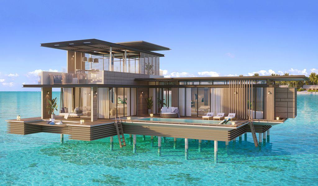 Waldorf Astoria Maldives Ithaafushi_Stella Maris Ocean Villa