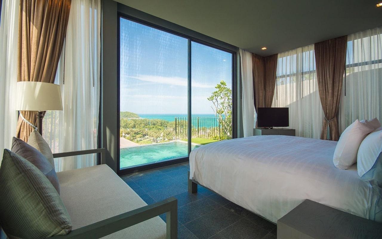 ocean view pool villa5-min