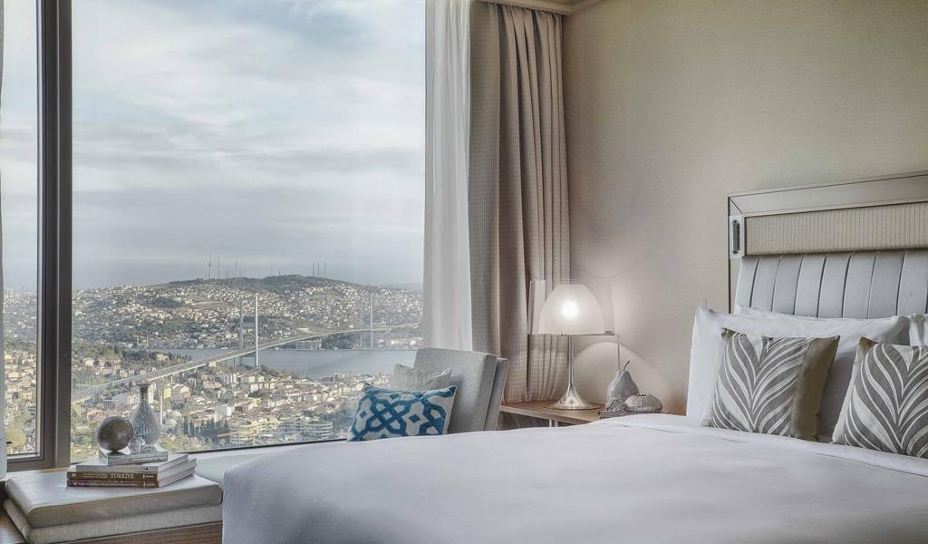 Executive Room, Club lounge access, Guest room, Sea view, 1 King 3-min