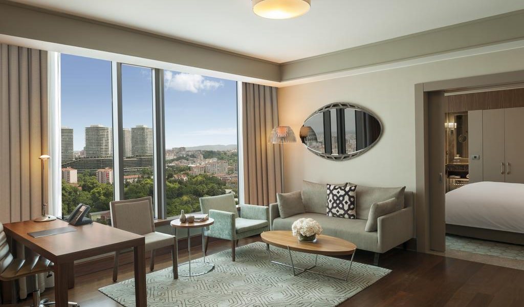 Junior Suite City View With Lounge Access 1-min