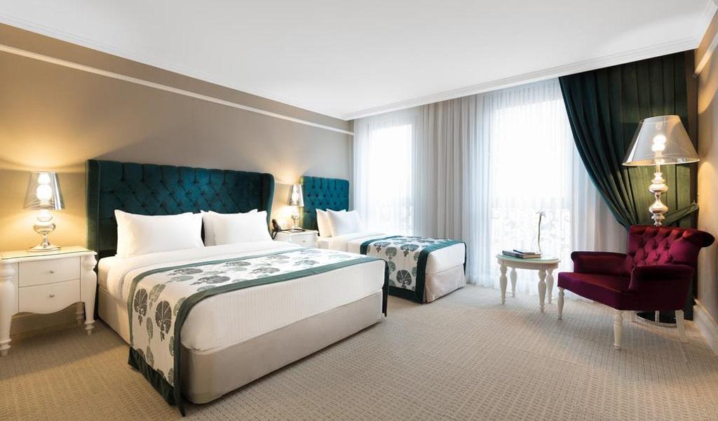 Metropolitan Hotels Taksim (2)