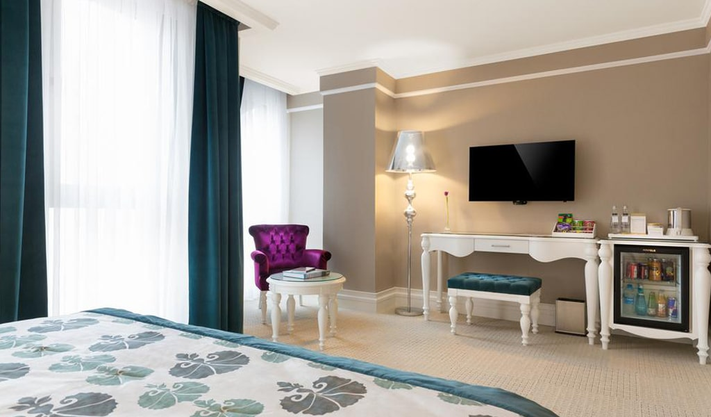 Metropolitan Hotels Taksim (3)