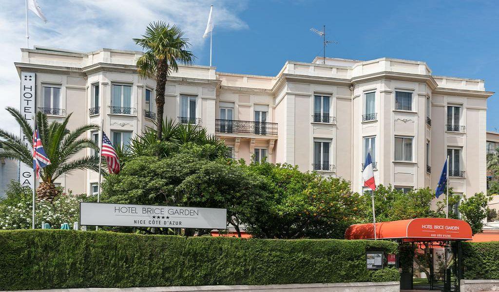 Тур на відпочинок в готелі Best Western Plus Hotel Brice Garden 4 ...