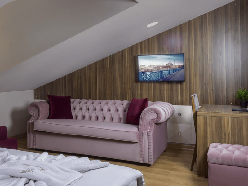 Ferman Apart Hotel Sisli (1)