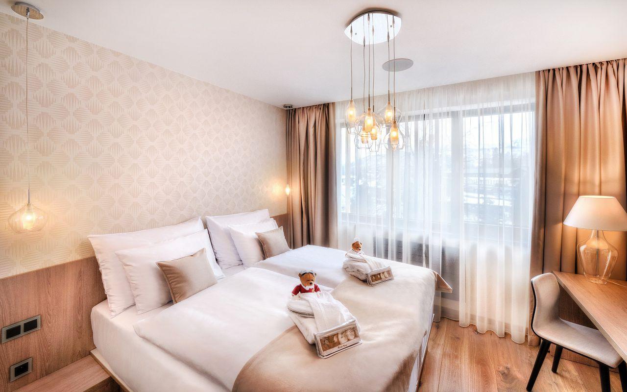 Maria Terezia Guest bedroom