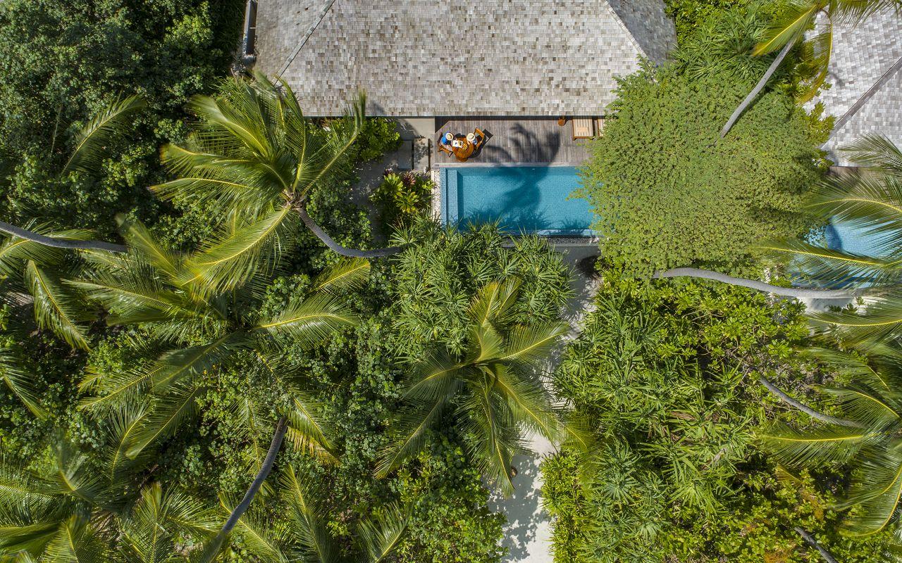 Deluxe Beach Pool Villa (4)