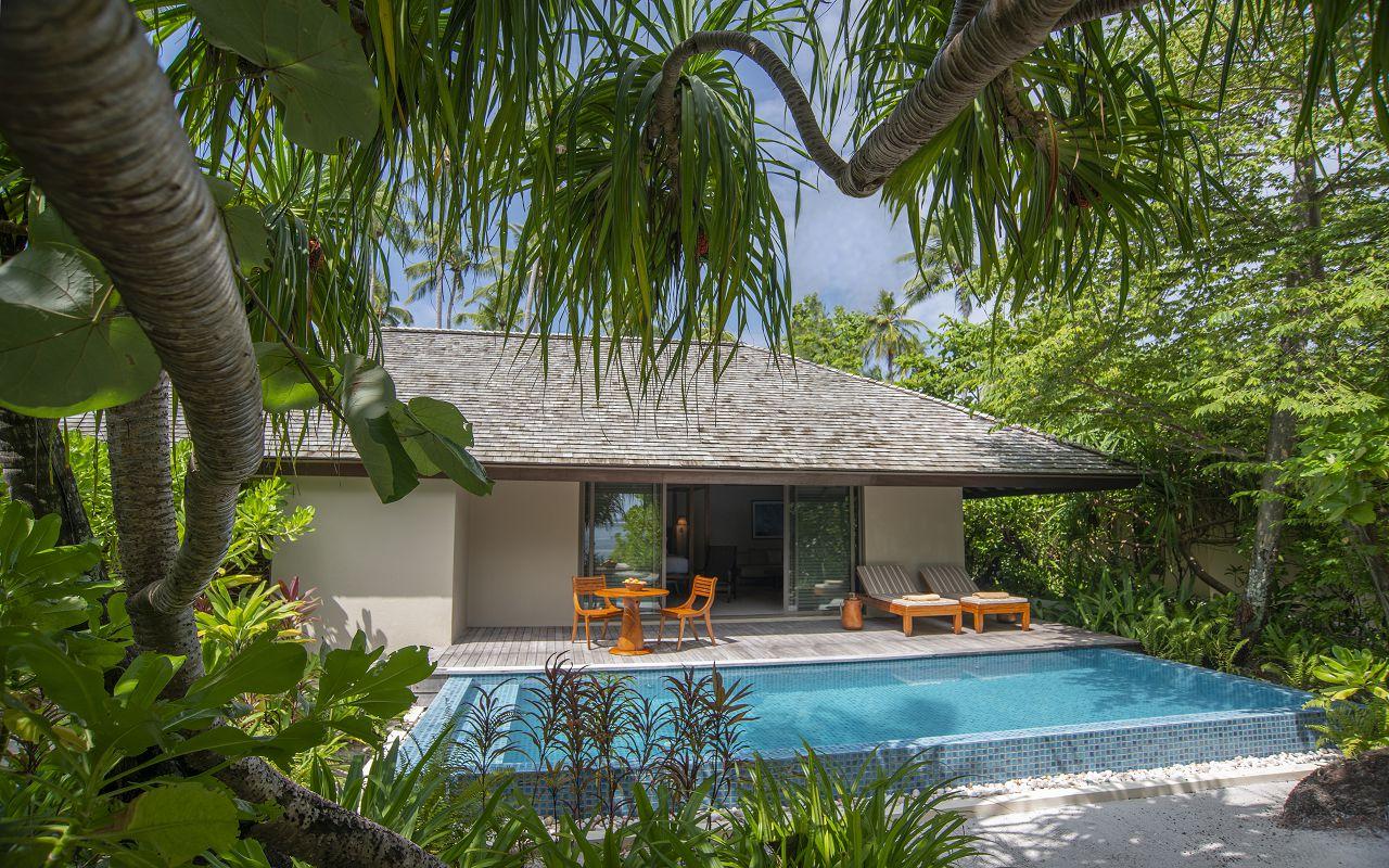 Deluxe Beach Pool Villa (6)