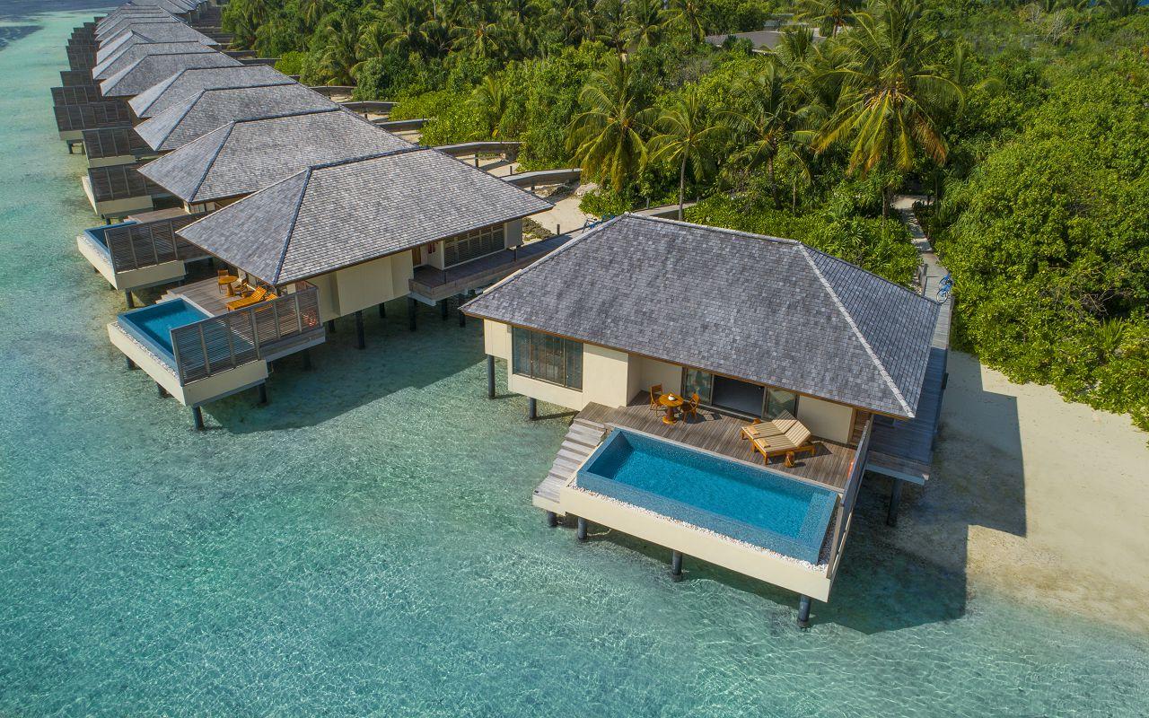 Deluxe Lagoon Pool Villa (2)