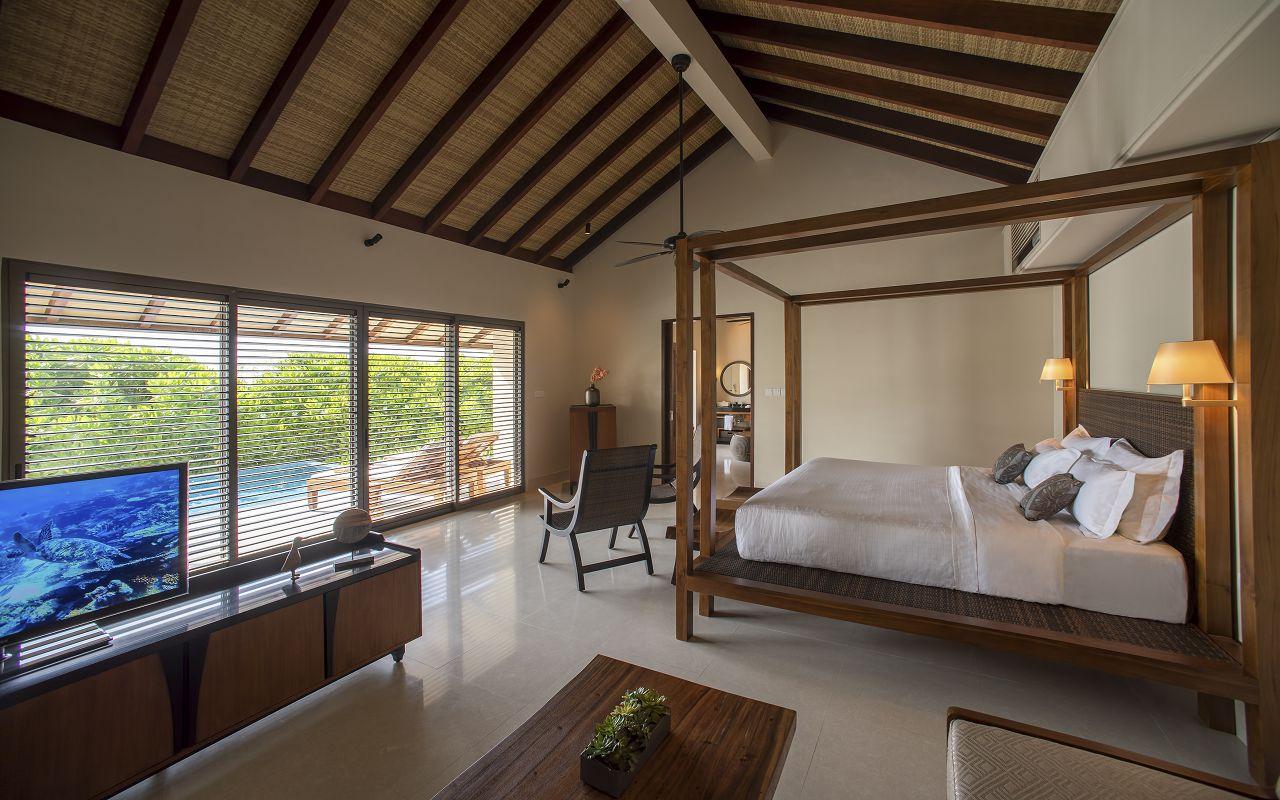 Two-Bedroom Beach Pool Villa (2)