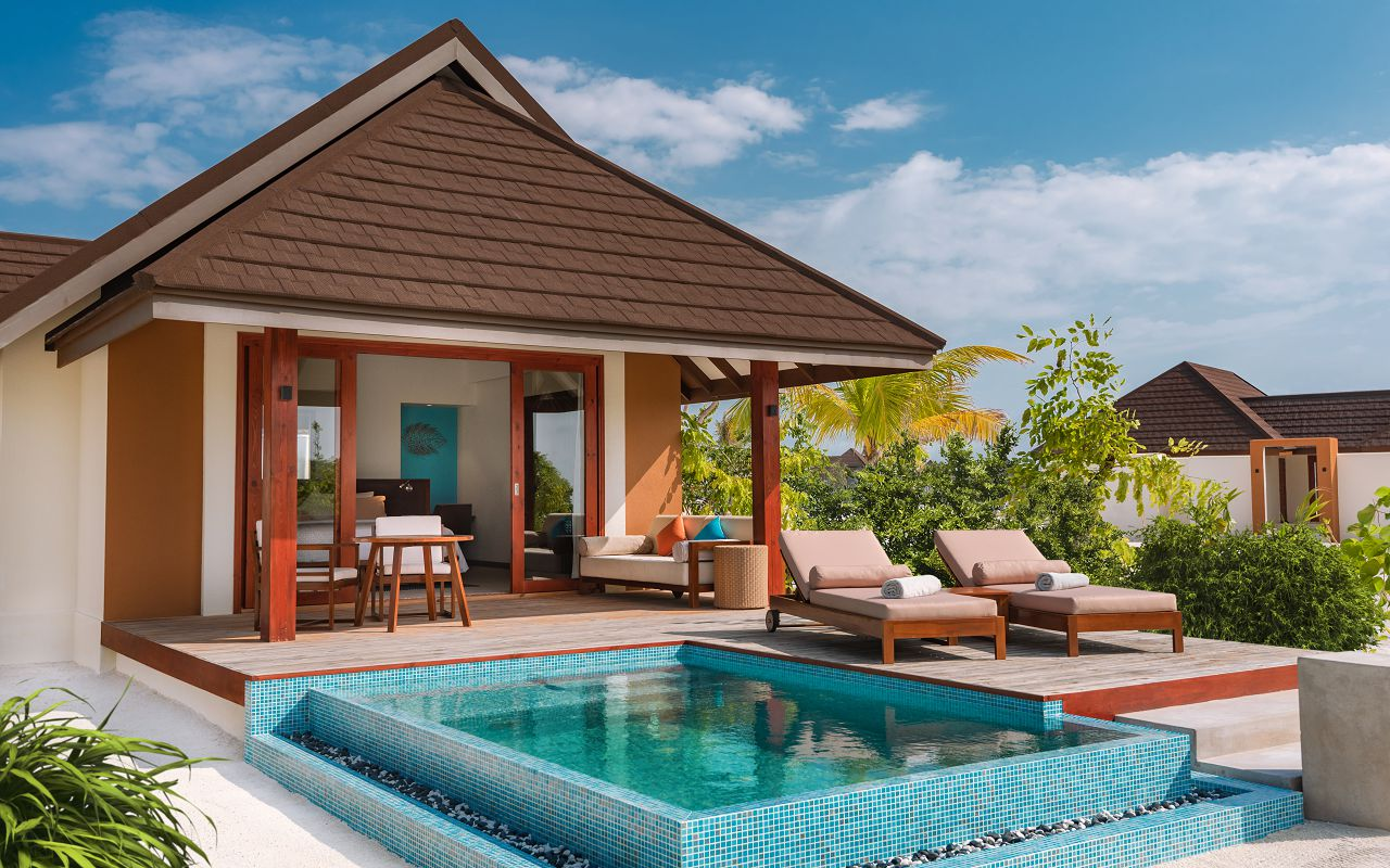 Beach Villa with Pool - Villa Exterior View - VARU by Atmosphere