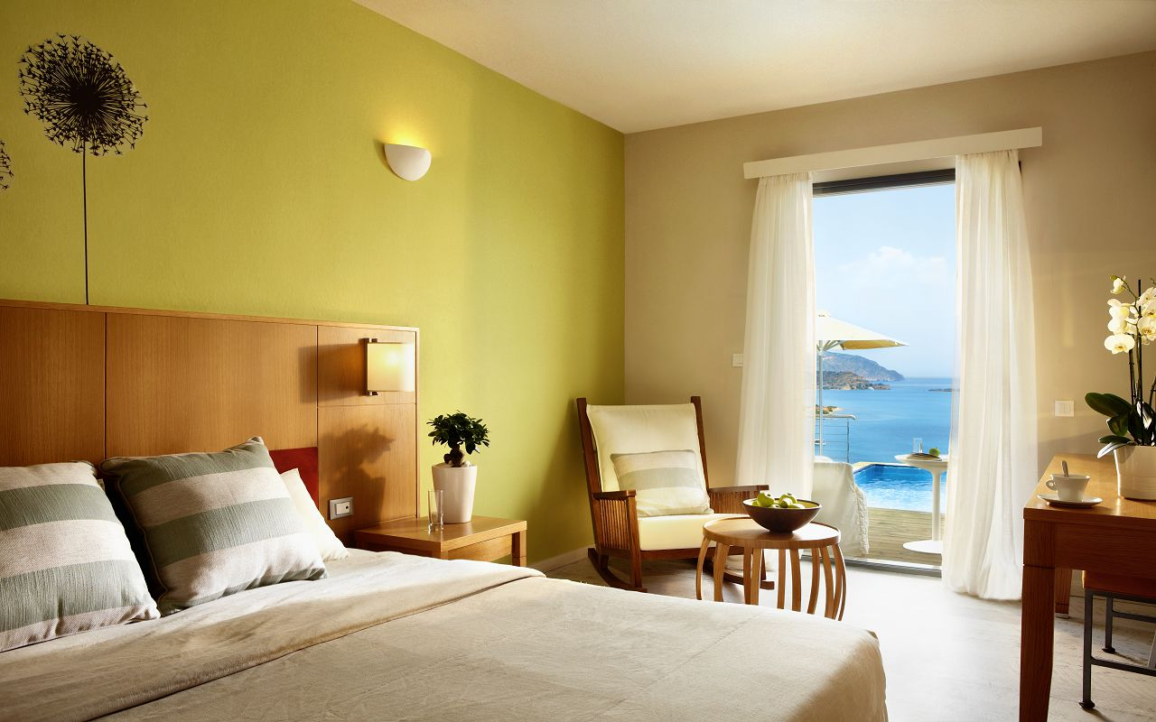 Double Room sea view with sharing pool (1)