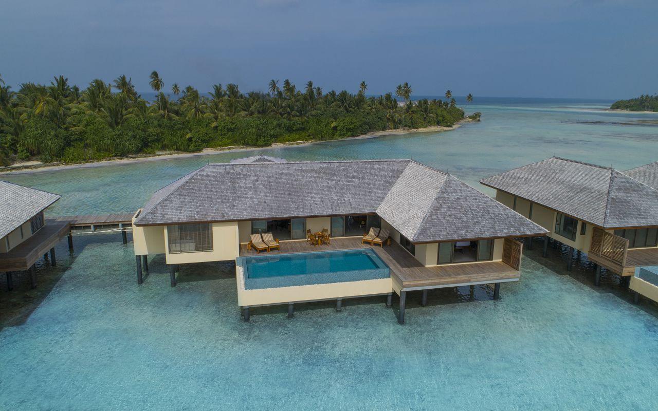Two-Bedroom Water Pool Villa (1)