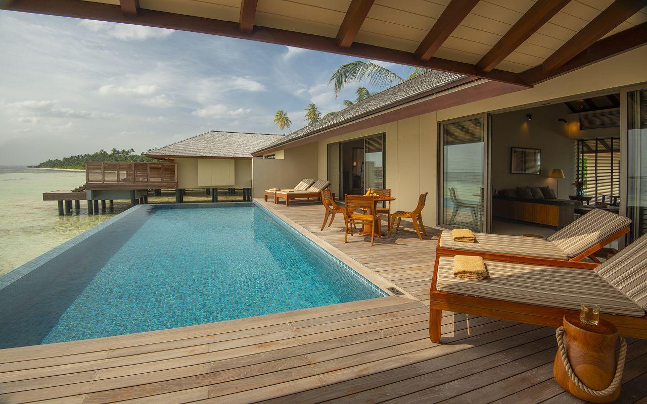 Two-Bedroom Water Pool Villa (4)
