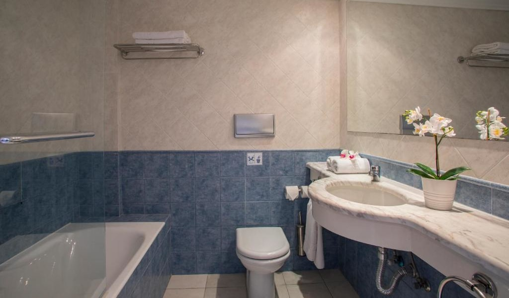 Double or Twin Room with Garden View3-min