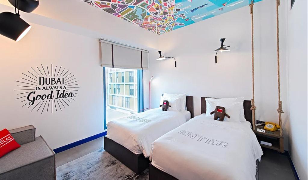 Hampton by Hilton Dubai Al Seef (1)
