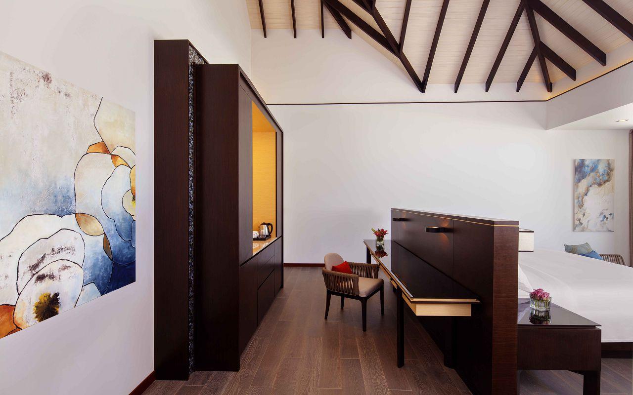 2 Bedroom Family Beach Villa - Work Desk