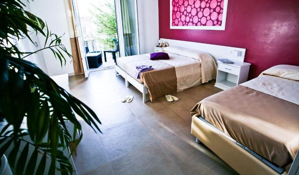 Comfort Quadruple Room -min
