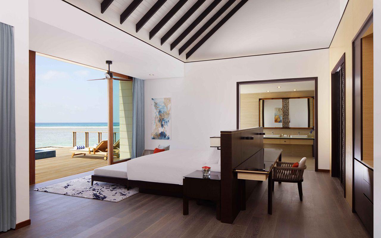 Overwater Villa - Master Bedroom 2
