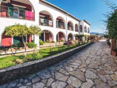 Iliada Beach Hotel Corfu