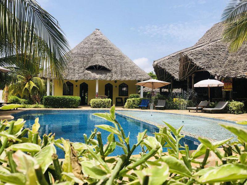 2Kiwengwa Bungalow Boutique Resort