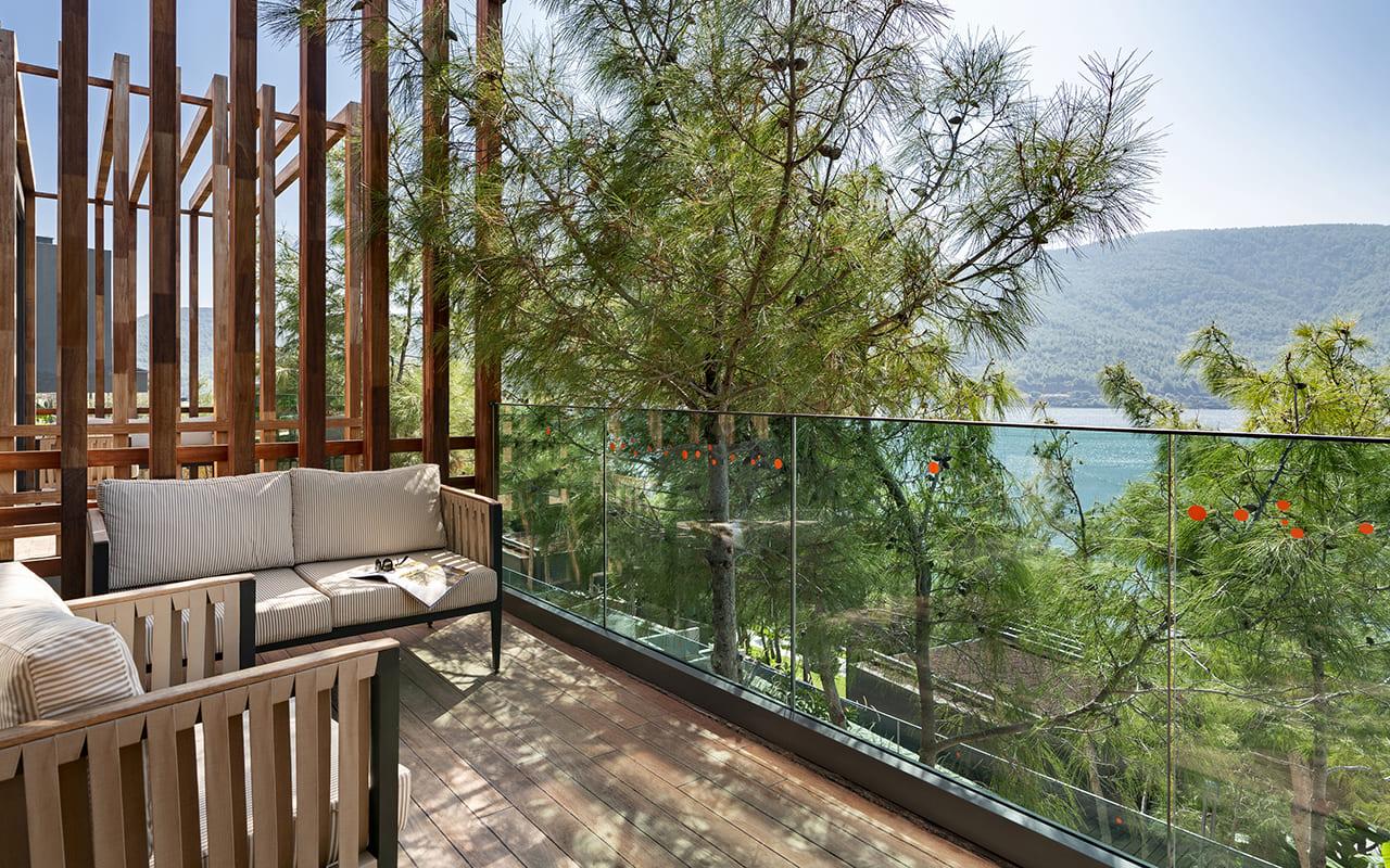 Lujo-Forest Suite - 06 - Balkon