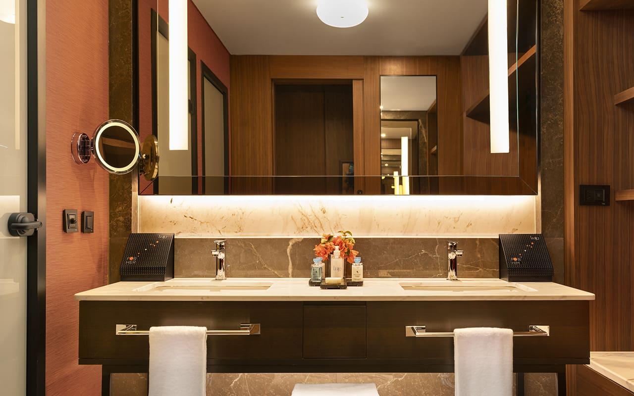 Lujo-Room Bathroom - 14 - Turuncu