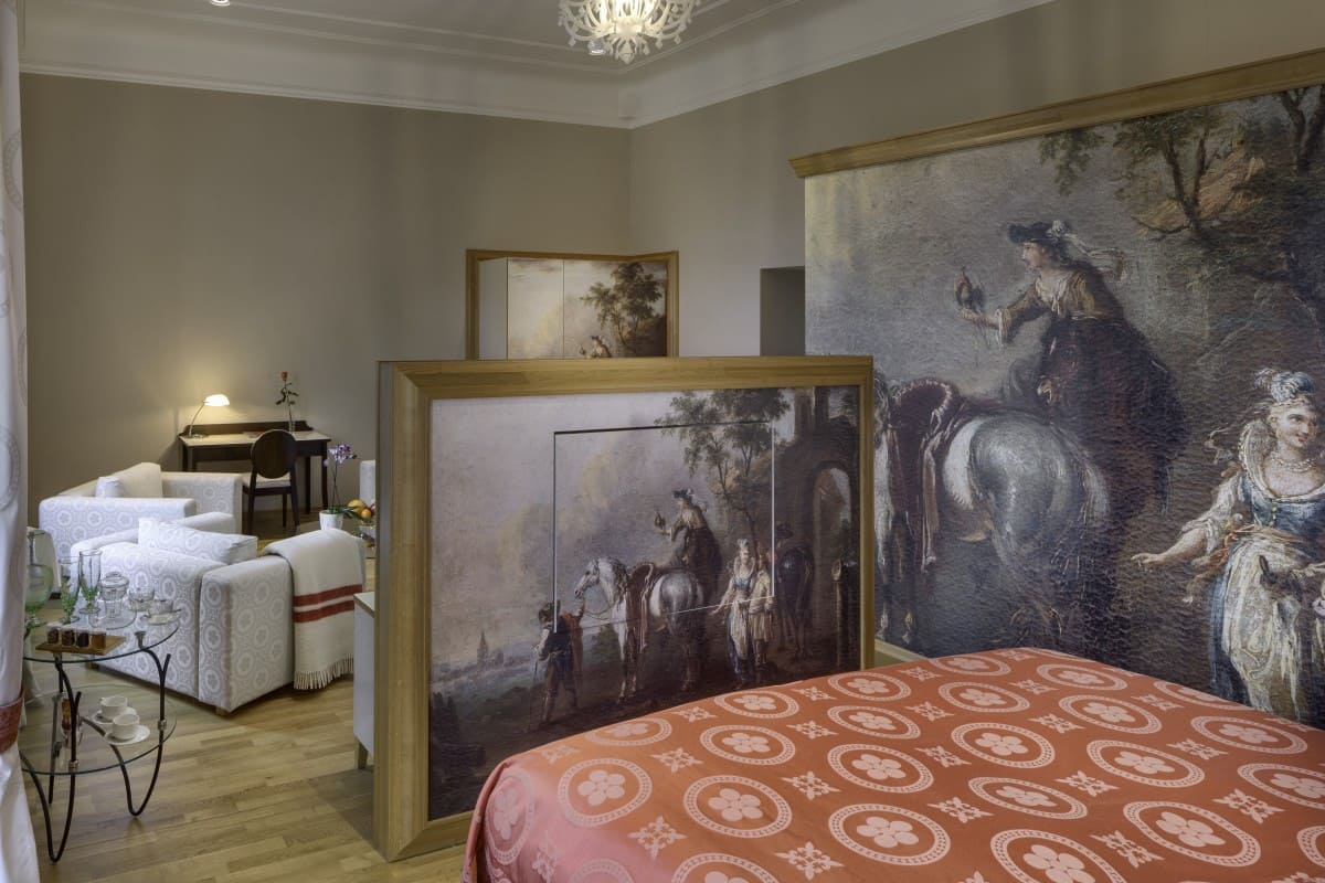 luxury double room before the hunt (2)
