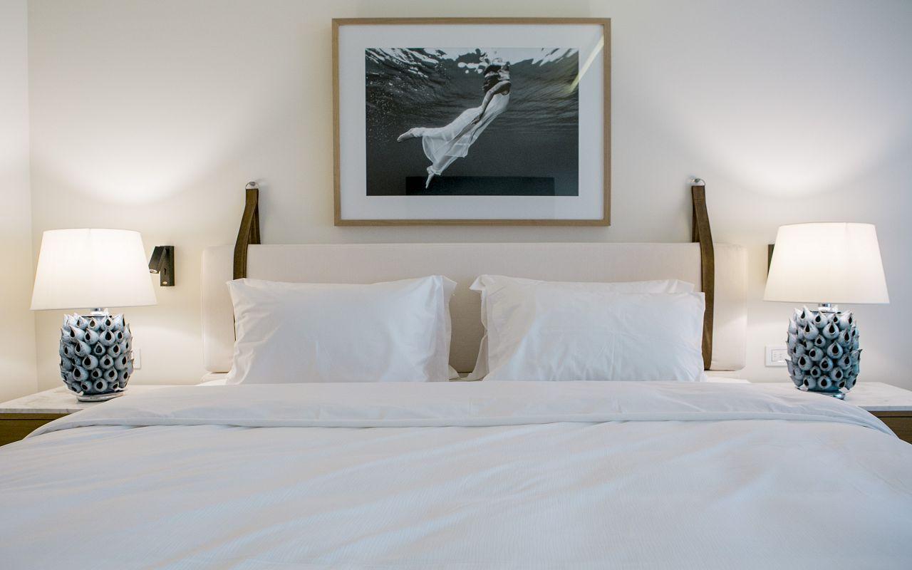 Emerald Retreat Bedroom 1