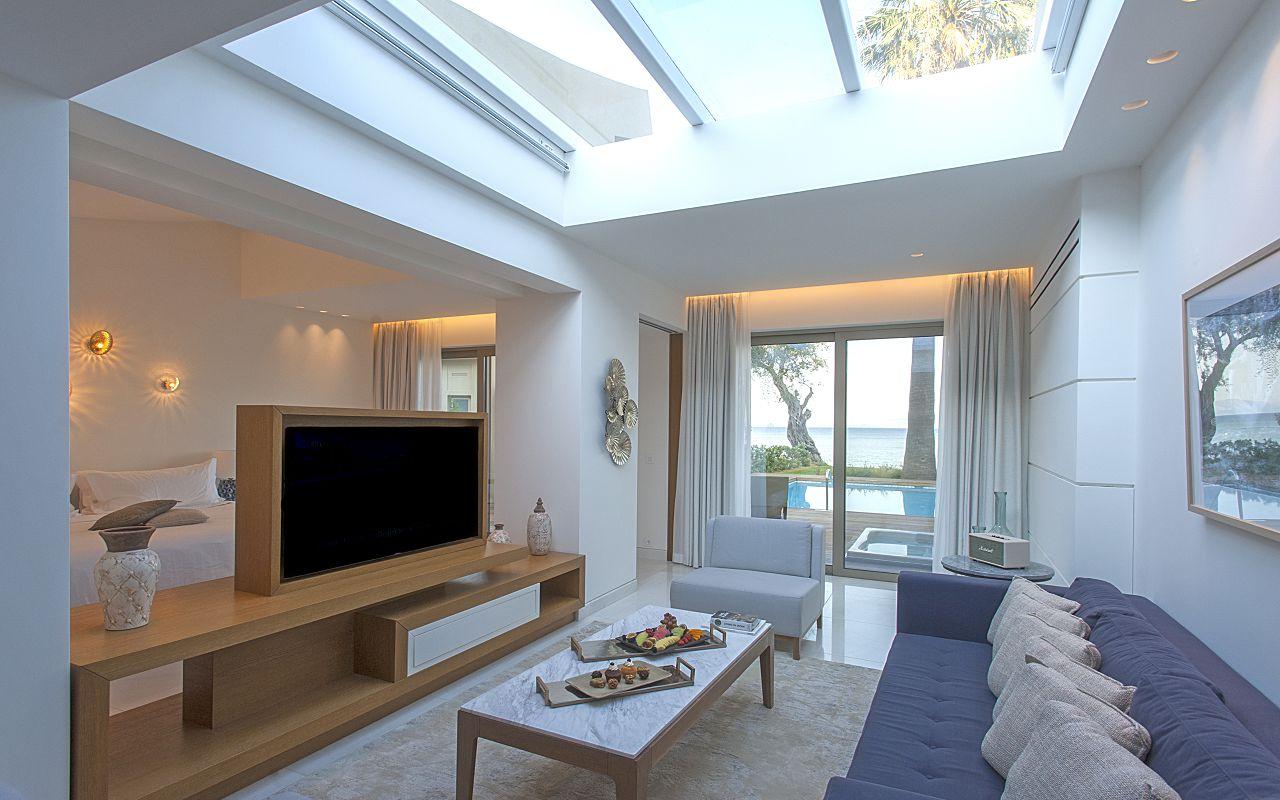 Grand Pavilion Sea View Living Room