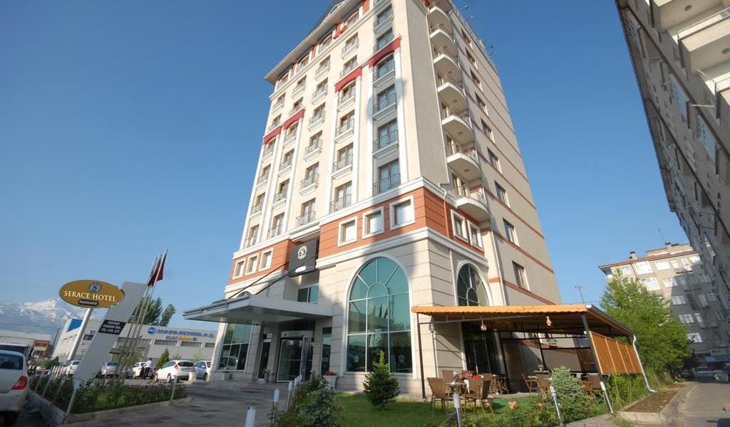 Пакетные туры: горнолыжные курорты Турции от 177€!