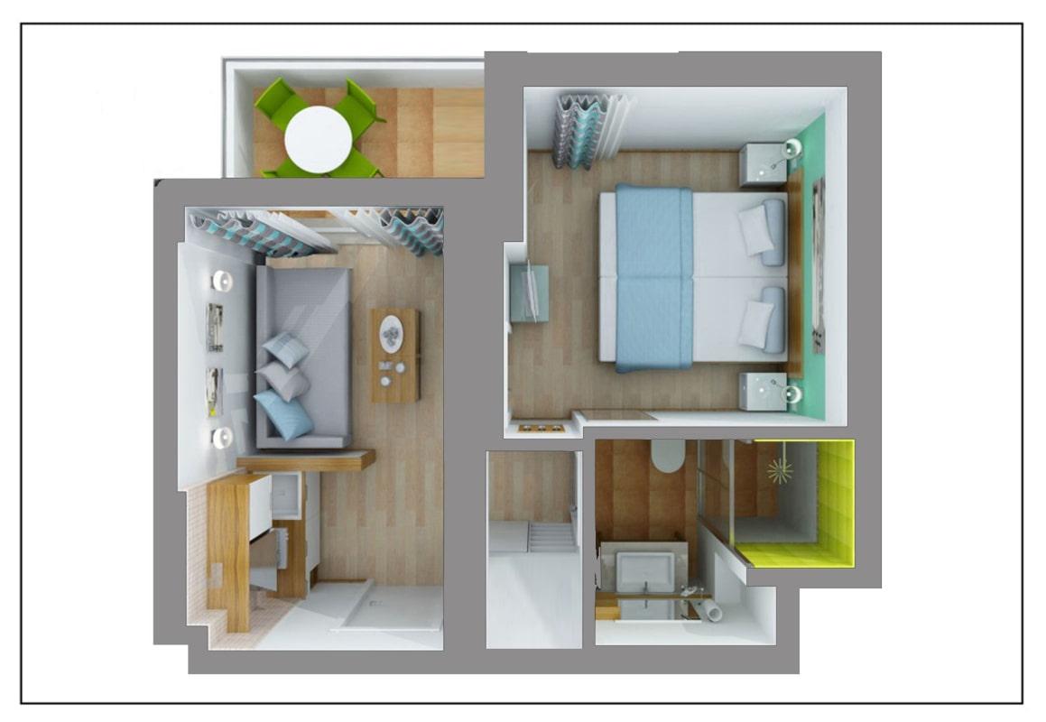 Family Room (2-3 pax)-min