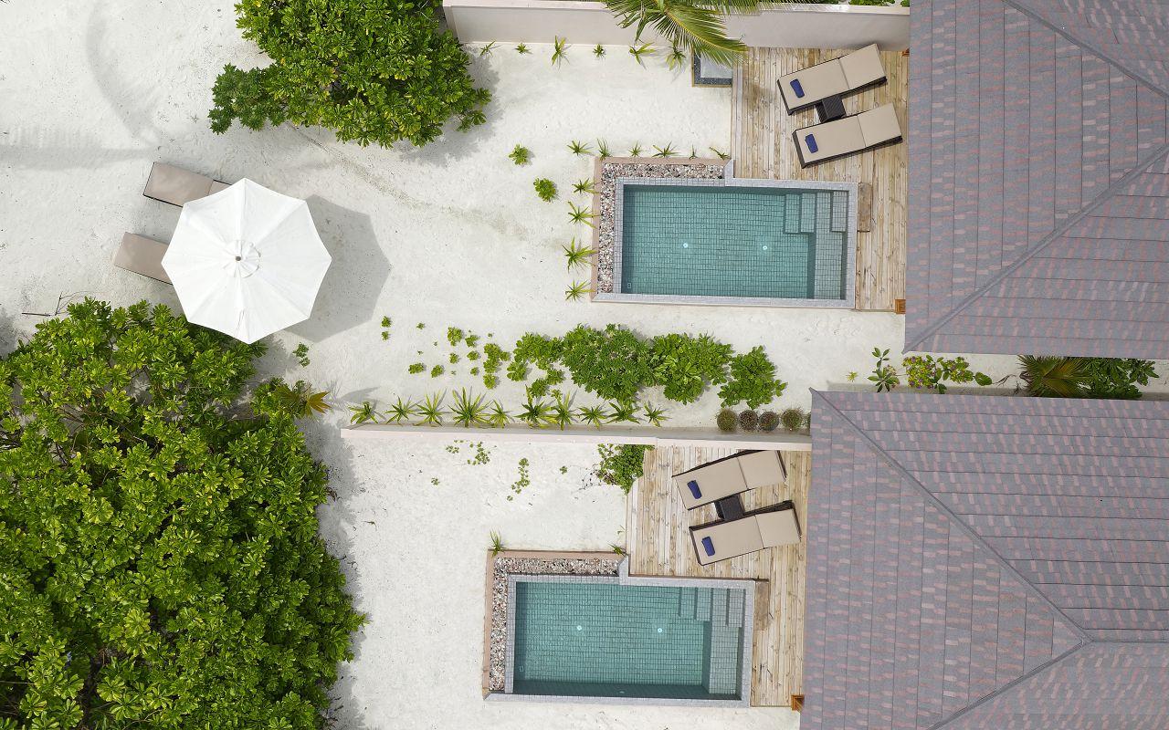 Beach Pool Villa 01