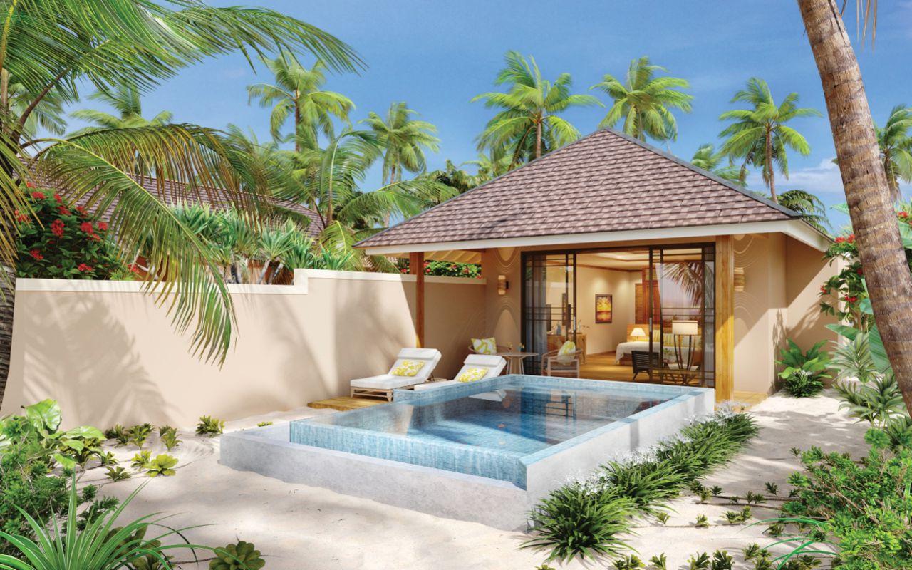 Beach Pool Villa 09