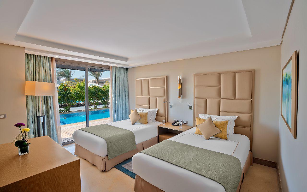 Executive Pool Villa Bedroom 2