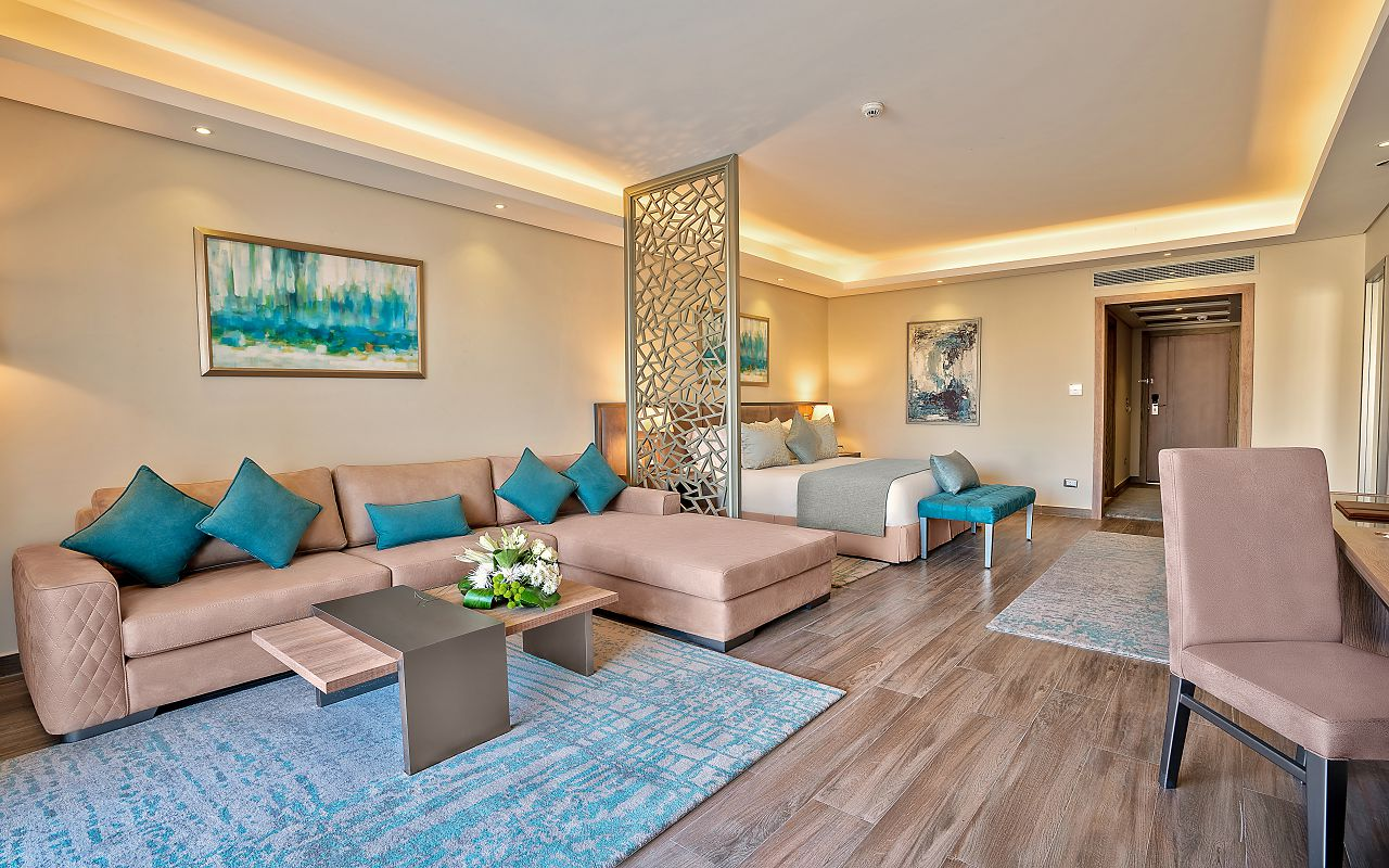 Suite Garden View 1