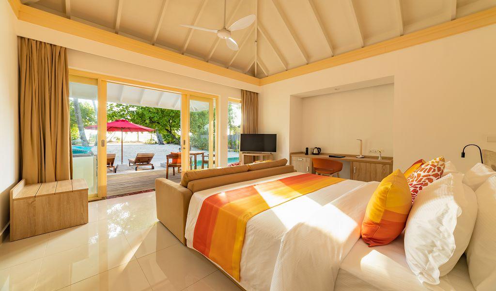 Two Bedroom Pool Beach Villa (1)