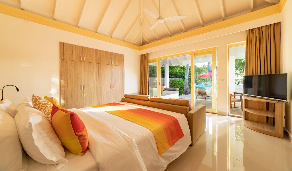 Two Bedroom Pool Beach Villa (2)