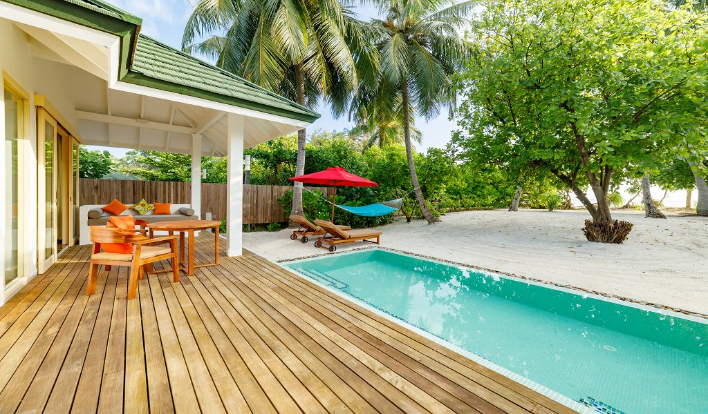 Two Bedroom Pool Beach Villa (3)