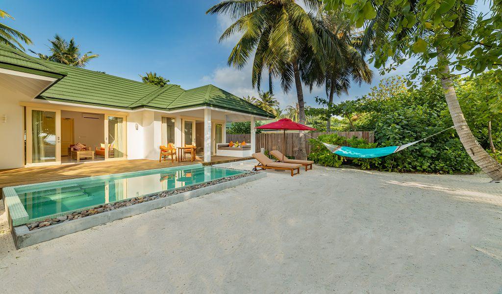 Two Bedroom Pool Beach Villa (4)