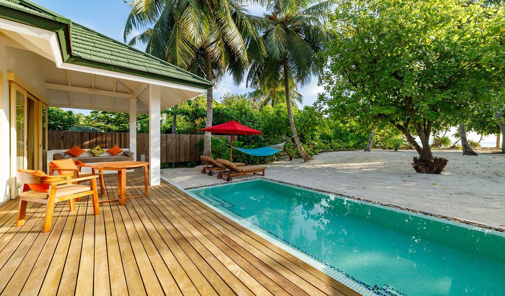Two Bedroom Pool Beach Villa (5)