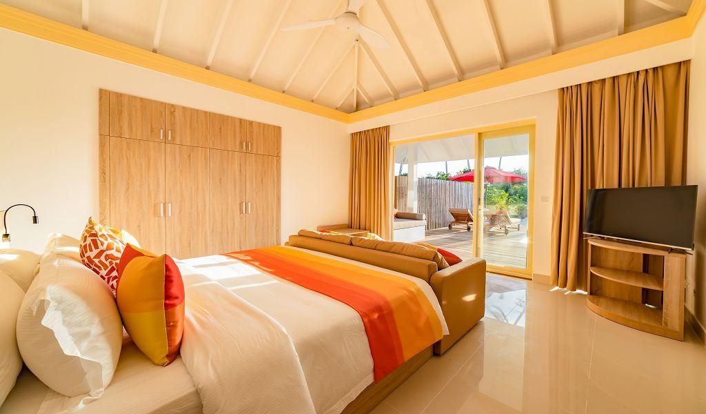 Two Bedroom Pool Beach Villa (6)