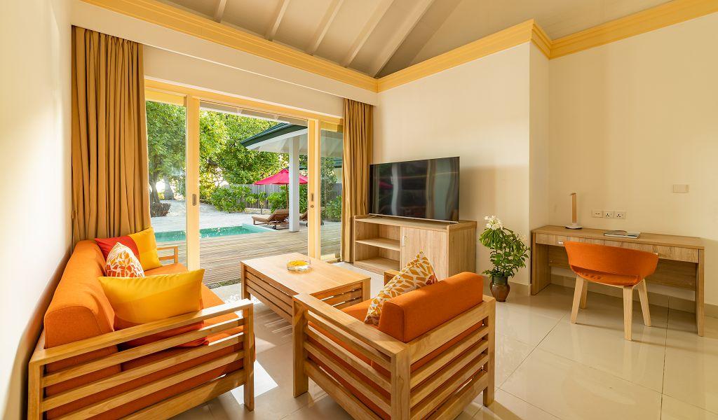 Two Bedroom Pool Beach Villa (7)