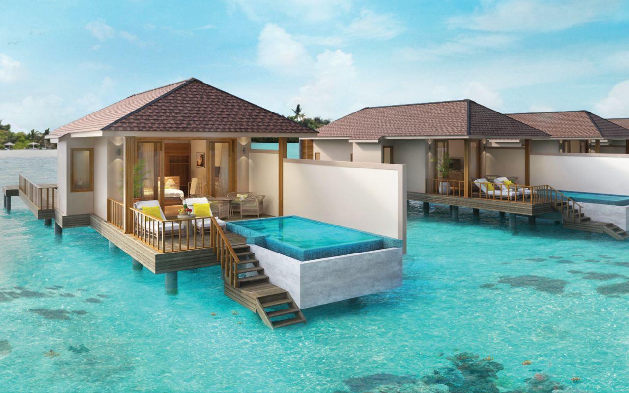 Water Pool Villa (1)1